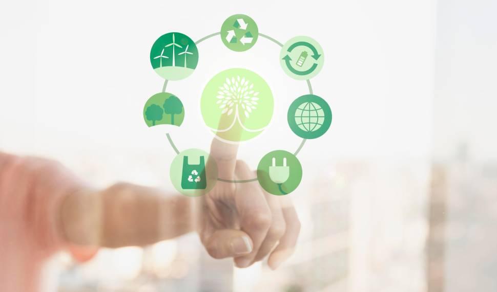 A tecnologia como aliada do meio ambiente